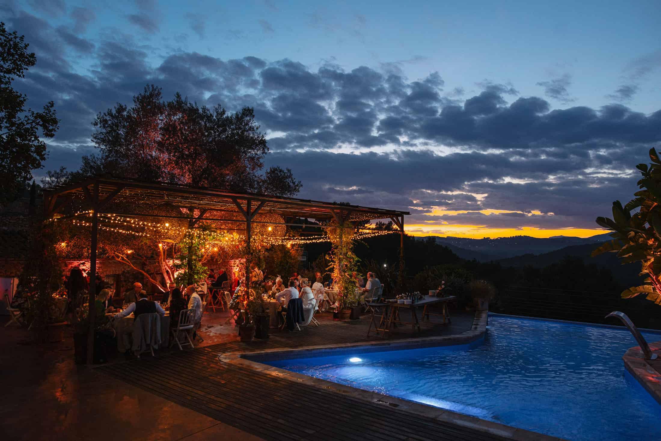 Casa Felix Wedding Photos - Rebecca & Declan, 2019