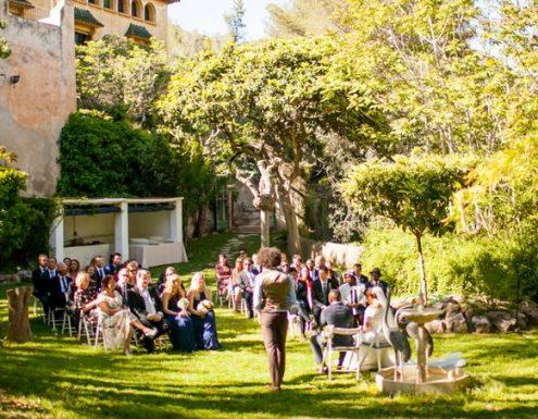 Villa Catalina, Luxury Weddings Barcelona